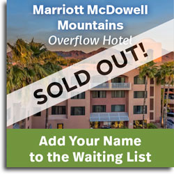 Add your name to the waitlist at the Scottsdale Marriott at McDowell Mountains